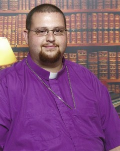 The Right Rev. Gregory W. Godsey, FESC - The First Bishop of the Diocese of St Maximilian Kolbe