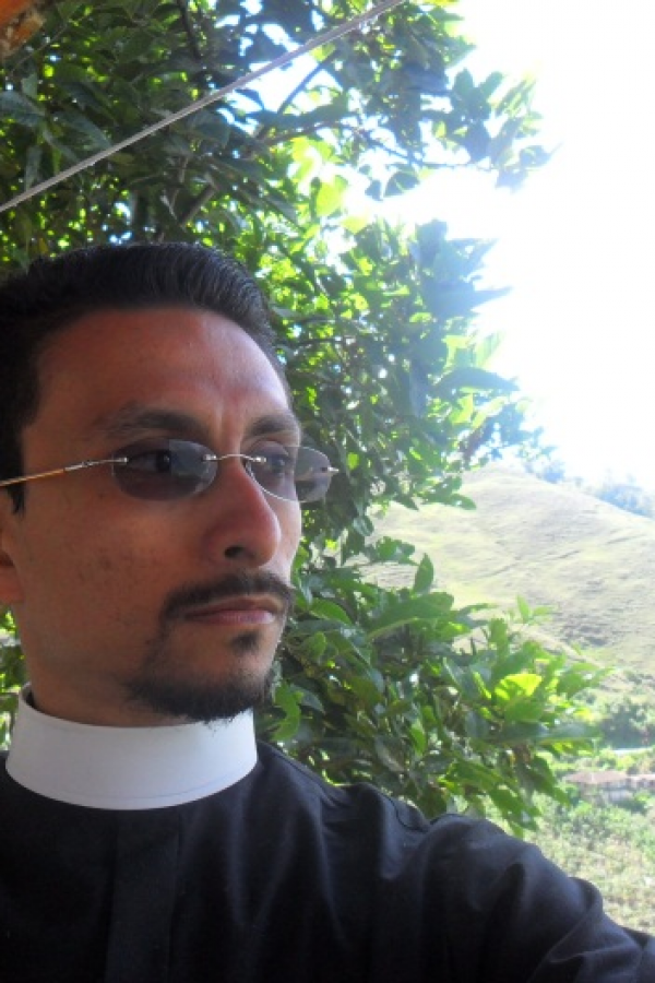 The Very Rev. David Castro, SSI