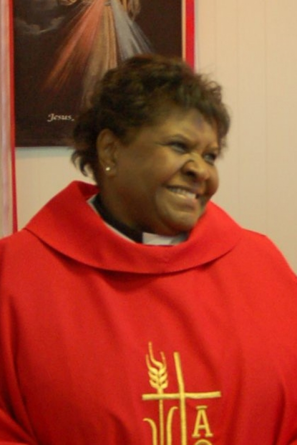 The Very Rev. Tonya Frierson