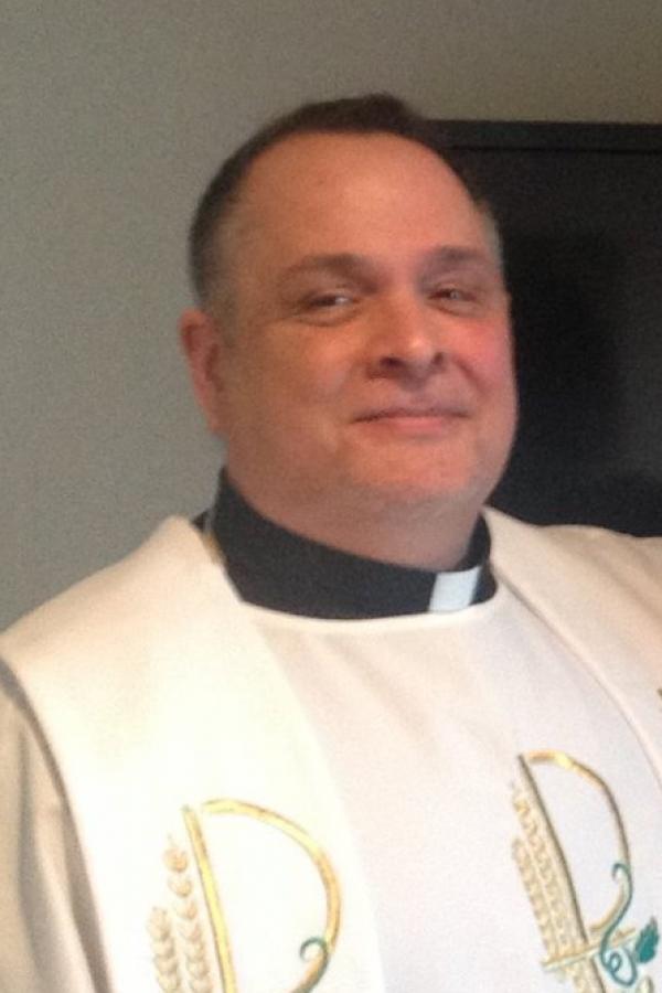 Rev. Father Bryan Wolf, OPoc